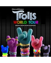 Various Artists - TROLLS World Tour, Original Motion Picture Soundtrack (CD)