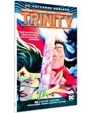 Trinity, Vol. 1: Better Together (Hardcover)
