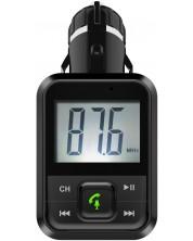 Modulator auto Diva - BT 1502R, negru -1