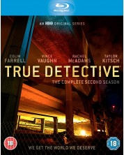 True Detective, Season 2 (Blu-Ray)