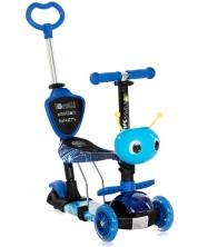 Trotineta Lorelli - Smart Plus, Blue Cosmos -1