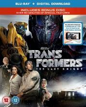Transformers: The Last Knight (Blu-Ray)