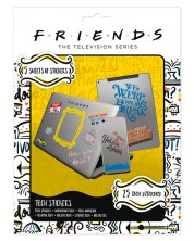 Stickere Pyramid Television: Friends - How You Doin', 25 bucati