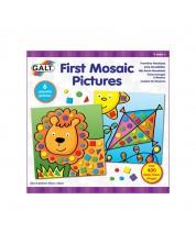 Set creativ  Galt - Primele mele imagini de mozaic -1