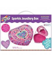 Set creativ Galt pentru decorare Galt - Cutie stralucitoare pentru bijuterii  -1