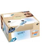 Set creativ Buki France - Notebook secret
