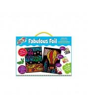 Set creativ pentru decorare Galt - Tablouri din folie -1