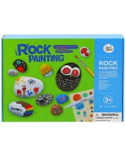 Set creativ, Desen pe pietre