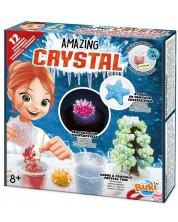 Set creativ Buki France - Cristale uimitoare