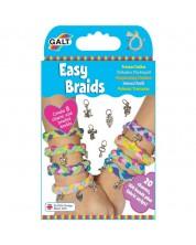 Set creativ Galt - Bratari de tricotat cu ornamente -1