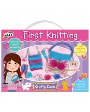 Set creativ Galt - Primii pasi in tricotat -1
