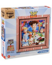 Puzzle Clementoni Frame Me Up de 60 piese - Frame Me Up Disney Pixar Toy Story 4