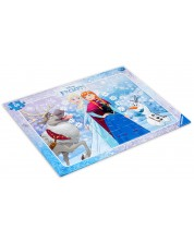 Puzzle Ravensburger de 40 piese - Elsa si Anna, Regatul de gheata