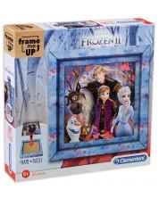 Puzzle Clementoni Frame Me Up de 60 piese - Frame Me Up Disney Frozen 2
