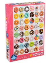 Puzzle Eurographics de 1000 piese - Gogosi