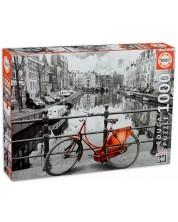 Puzzle Educa de 1000 piese - Amsterdam