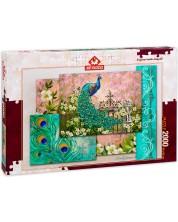 Puzzle Art Puzzle de 2000 piese - Comoara gradinii, Dona Gelsinger
