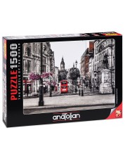 Puzzle Anatolian de 1500 piese - Londra, Assaf Frank