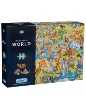 Puzzle  Gibsons de 1000 piese - Wonderful World