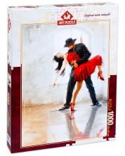 Puzzle Art Puzzle de 1000 piese - Dansul pasiunii, Studio Macneil