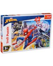 Puzzle Trefl de 24 maxi piese - Spiderman neinfricat