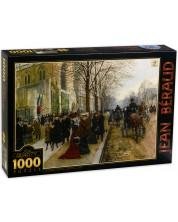Puzzle D-Toys de 1000 piese - In Biserica Sfanta Treime, Jean Béraud
