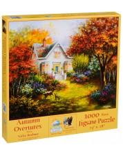 Puzzle SunsOut de 1000 piese - Autumn Overtures, Niki Boehme
