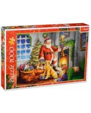 Puzzle Trefl de 1000 piese - Timpul pentru cadouri