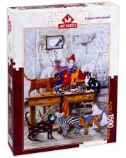 Puzzle Art Puzzle de 1500 piese - Luma mea colorata, Marek Brzozowski
