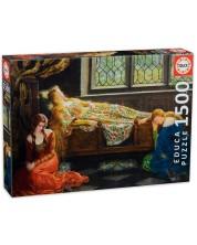 Puzzle Educa de 1500 piese - Frumoasa adormita