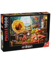 Puzzle Anatolian de 1000 piese - Gramofon, Marty H. Segelbaum
