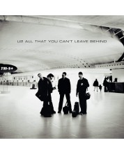 U2 - All That You Can't Leave Behind, 20th Anniversary Reissue (CD)