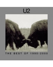 U2 - the Best Of 1990-2000 (CD)