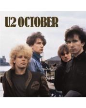 U2 - October (CD)