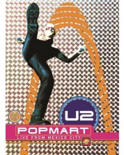 U2 - POPMART Live From Mexico (DVD)
