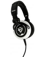 Casti Ultrasone DJ 1 Pro - negru/alb