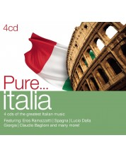 Various Artist- Pure... Italia (4 CD)