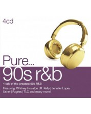 Various Artists - Pure... 90s R&B (4 CD)