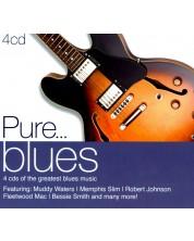 Various Artist- Pure... Blues (4 CD)