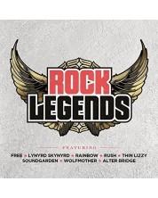 Various Artists - Rock Legends (CD)