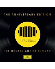 Various Artists - 120 Years Deutsche Grammophon: The Golden Age of Shellac (CD)