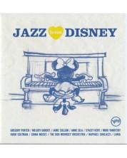 Various Artists- Jazz Loves Disney (CD)