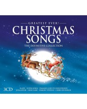 Various Artists - Greatest Ever Christmas Songs (3 CD)