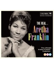 Various Artists - The Real... Aretha Franklin (CD)