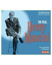 Various Artists - The Real...Henry Mancini (3 CD)