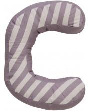 Perna Bloomingville - In forma de litera C, mov -1