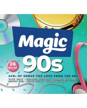 Various Artists - Magic 90s (4 CD)