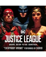 Various Artists - Justice League Original Motion Picture (CD)