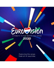 Various Artists - Eurovision Song Contest 2020 (2 CD)