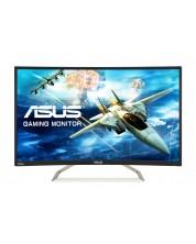 "Monitor gaming Asus - VA326HR, 31.5"", VA FHD, 144 Hz, Curved, negru -1"